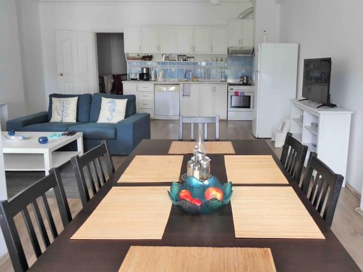 Spacious duplex flat in the centre of Kaş