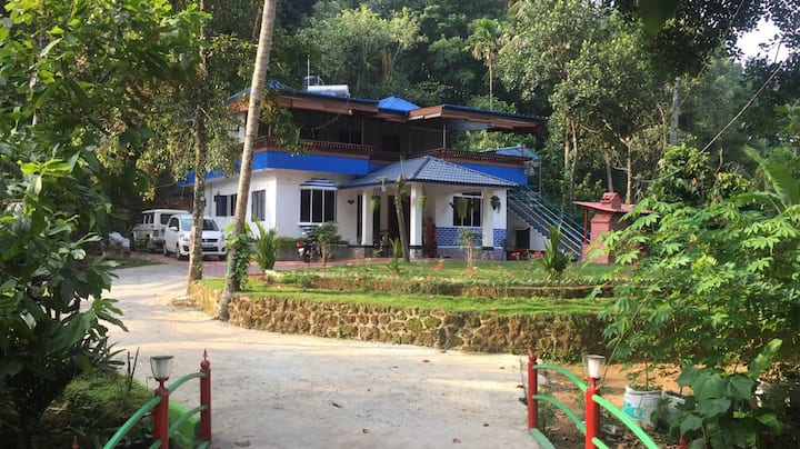 Mercys Munnar Home stay