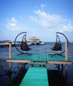 Private Belize Island Studio (Sea Wing 07): Easy Boat Ride to Blue Hole: We organize it all for you! - Belize City