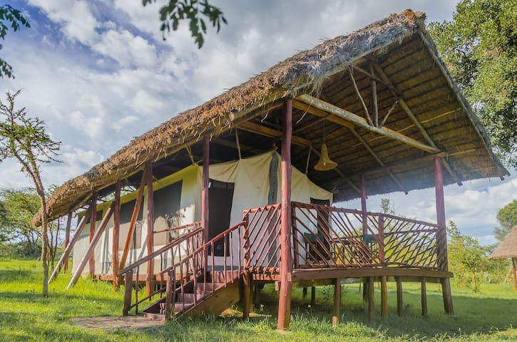 Mara Siria Luxury Tented Camp - Deluxe Tents M-S