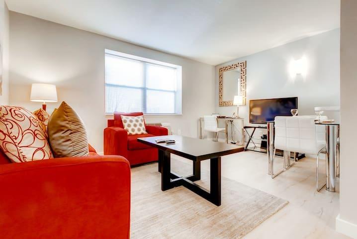 Luxury | 1 Bedroom Apt. | Morristown NJ | by GLS