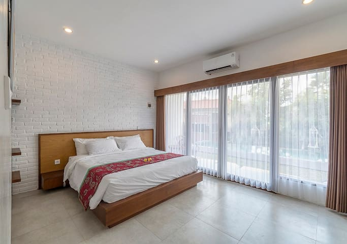 Cosy place for surfer near beach and komune beach
