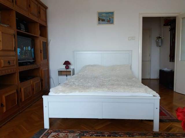 Magic view to Budapest, 45 m2, free parking
