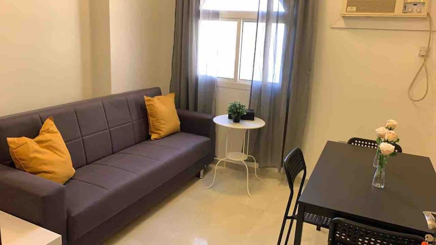 Apartment near Alharam 10 minutes walking