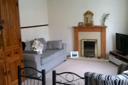 Comfortable Apartment Backs onto countryside - West Midlands - Квартира