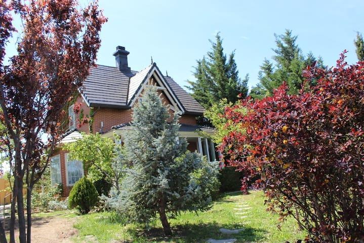 Casa con encanto a 18 minutos de Zaragoza - Pinseque - Chalé
