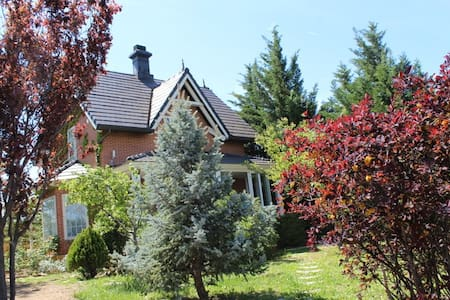 Casa con encanto a 18 minutos de Zaragoza - Pinseque - Шале