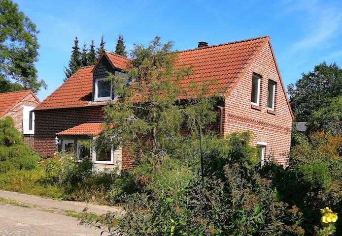 Auszeithaus in der Altmark