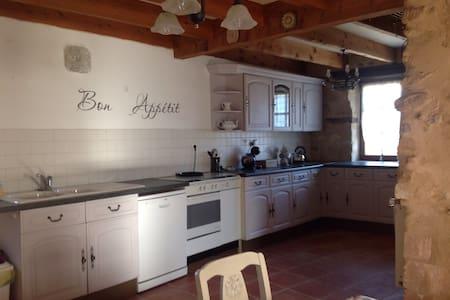 Charming Charentes farmhouse Chouette Blanche - Passirac - Casa