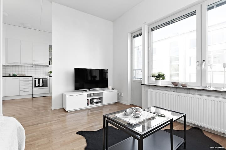 Fresh flat close to the city center - Stokholm - Daire