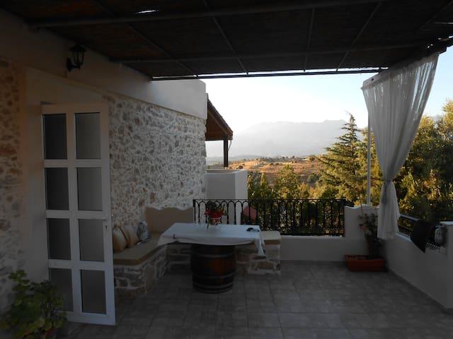 Traditional House in Listaros, near Matala