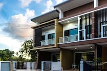 2 floor apartments for your family or friends