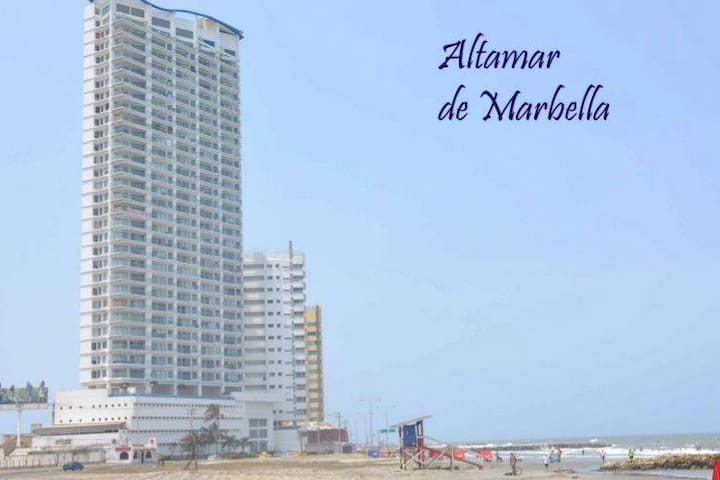 Ocean view place, without furniture - Cartagena - Appartamento