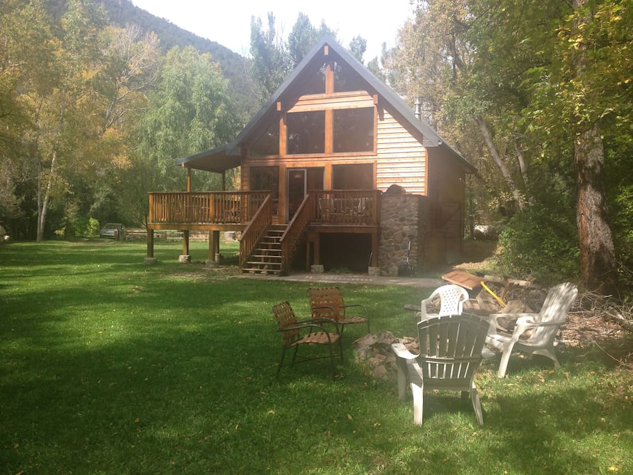 Paradise On The Pecos River Cabins For Rent In Glorieta
