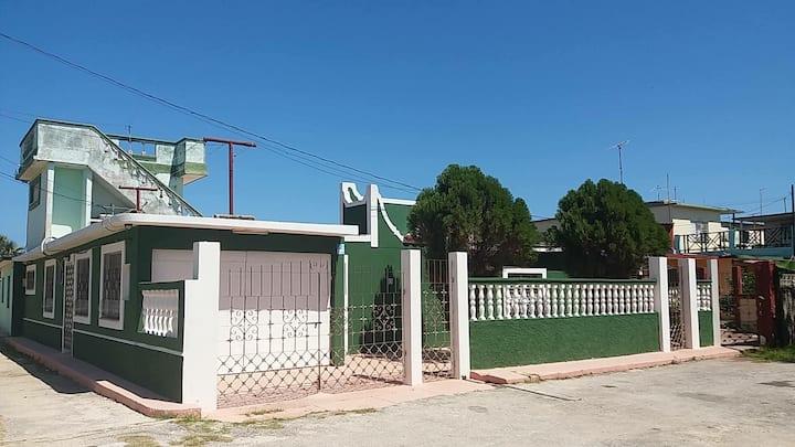Green House- Boca de Camarioca- Vardero.