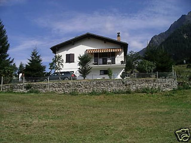 Villa Willy - Mesocco - Casa