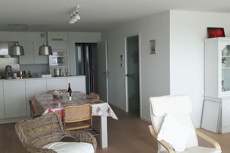 Coxyde  appartement neuf 107 M2