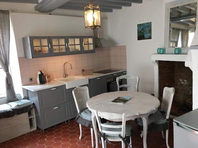 La Casa Romantica à CHAUSSY