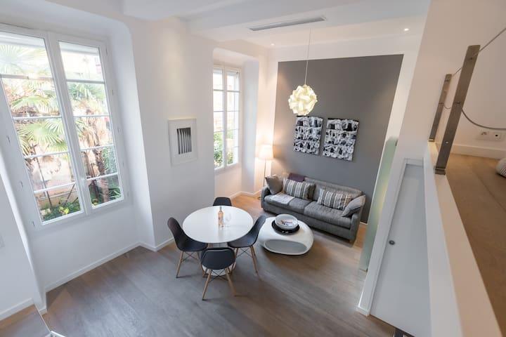 Amazing Modern Loft in Nice , iper central!