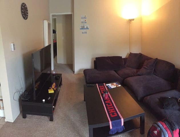 Near Disneyland/Quiet and Relaxing - Garden Grove - Apartment