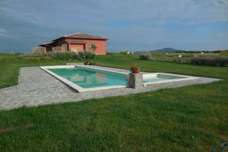 LavandaCountryHouse, app. Tramonto - Pescia Romana