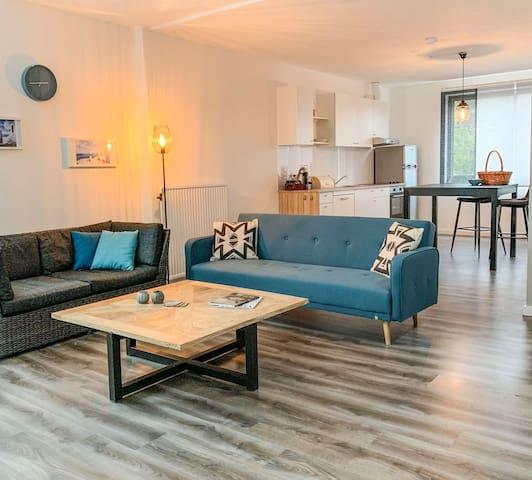 De Lamar, nieuw en modern appartement in Sittard