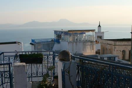 Sidi Bonheur - Karthago - Haus