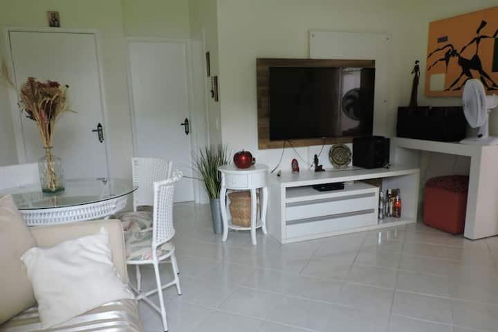 Perequê-Mirim| Deliciosa casa em meio as montanhas