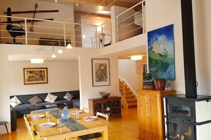 Luxury, Spacious and Peaceful Chalet in Salums