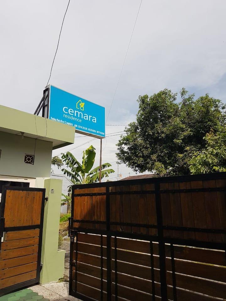 Cemara Residence #3, Guesthouse Yogyakarta