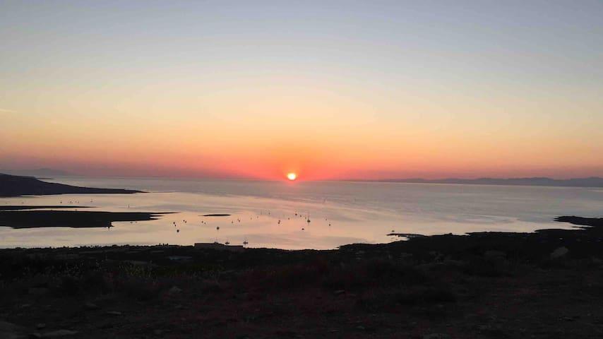 Appartamento con vista sul golfo dell'Asinara