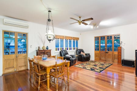 Old Queenslander charm - Coorparoo