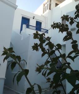 Σπίτι στην καρδιά της πόλης