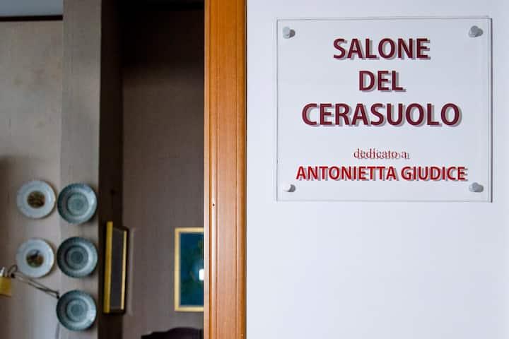Salone Cerasuolo Area meeting