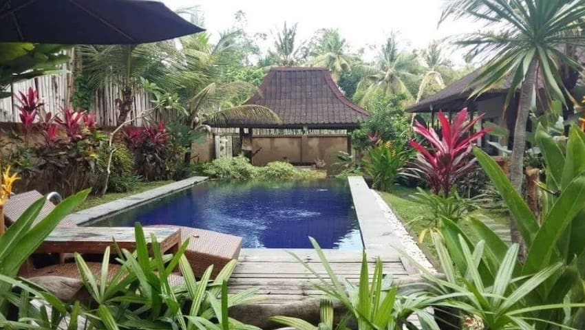 Perfect Spot in Central Ubud