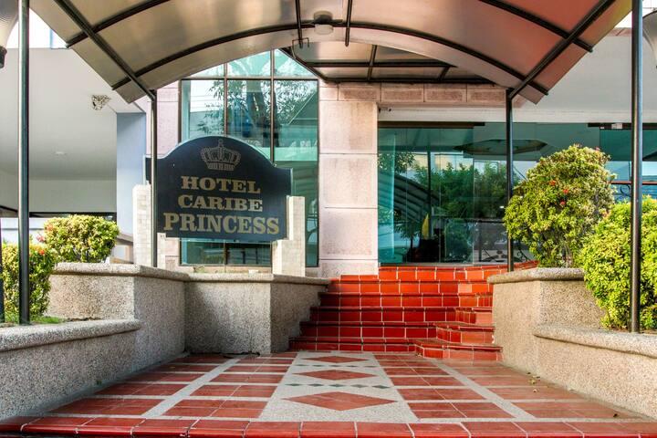 Habitación Doble - Hotel Caribe Princess
