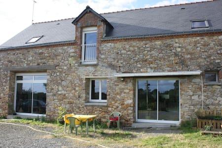 Chambres dans longère au calme - Saint-Vincent-des-Landes - Haus