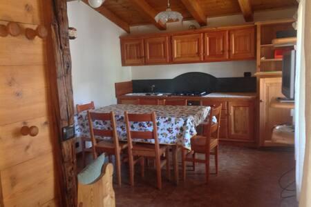 APPARTAMENTO Pallier - Gerbelle - Wohnung