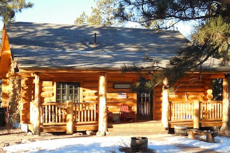 The Olive Branch Cabin - Cabaña