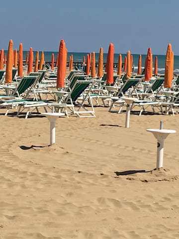 Your Holidays Space with the Sea just on your door - Lido di Jesolo - Apartment