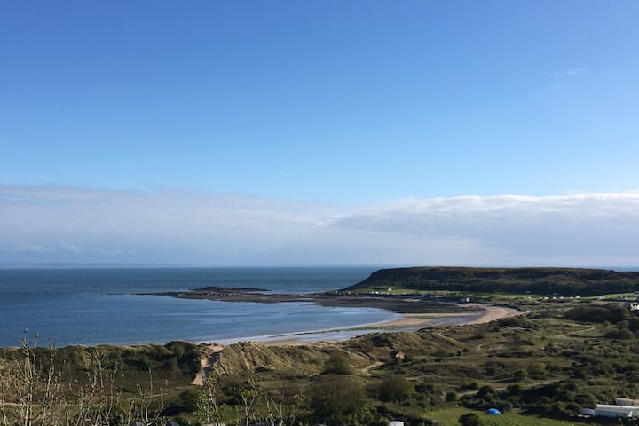 Family Friendly Gower B&B - Double Room max 2adult