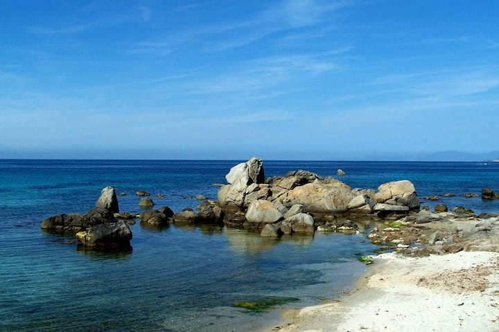 Bel appartement à proximité de la plage en Balagne