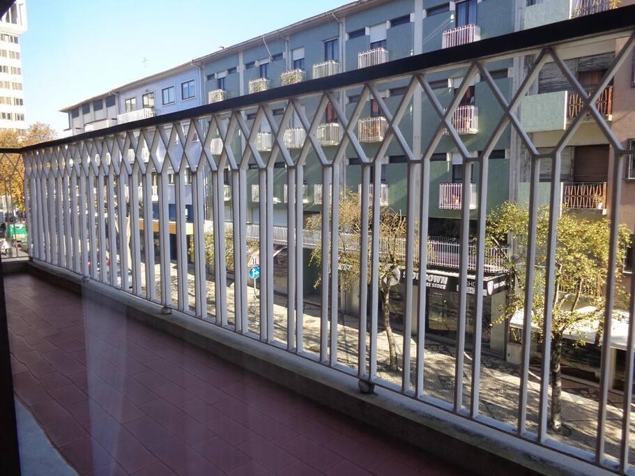 vista da varanda da frente @ joanaportela