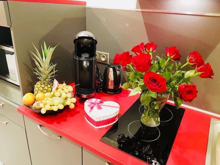 Loft romantique Dampierre Love