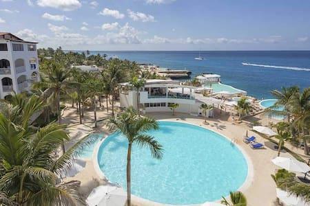 Private Apartament in Caribe Dominicus 3 en risort
