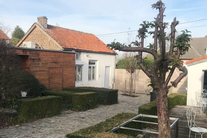 Cottage entre Louvain-la-Neuve et Namur