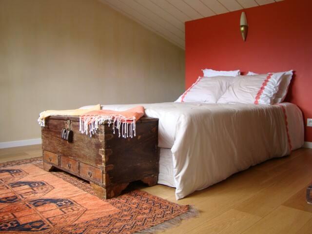 Chambre chez l'habitant - Rochecorbon - Hus