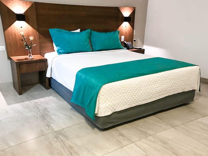 Aquamarina Suites te ofrece confort y seguridad!