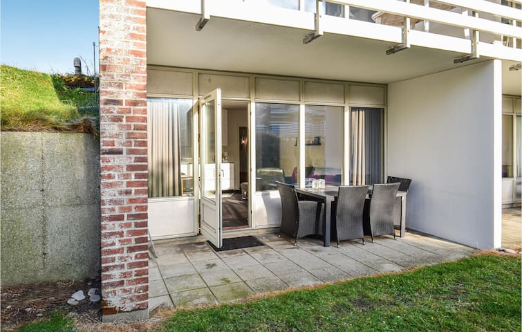 Holiday apartment with 1 bedroom on 44m² in Ringkøbing