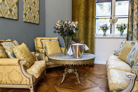 Chateau Hostačov - Superior spa room